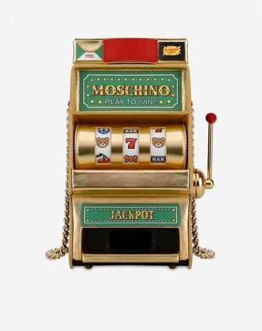 Moschino Slot Machine Bag