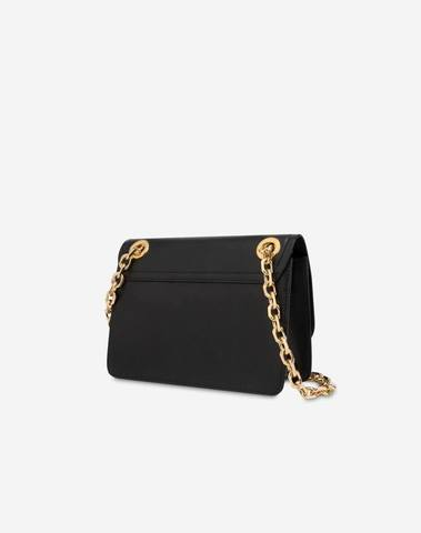 Moschino Black  M Shoulder Bag