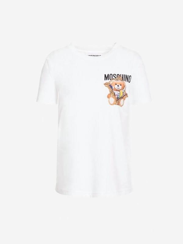 Moschino T-Shirt Teddy Bear Frame