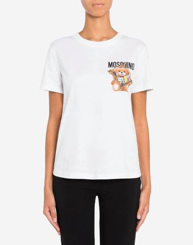 Moschino T-Shirt Teddy Bear Frame