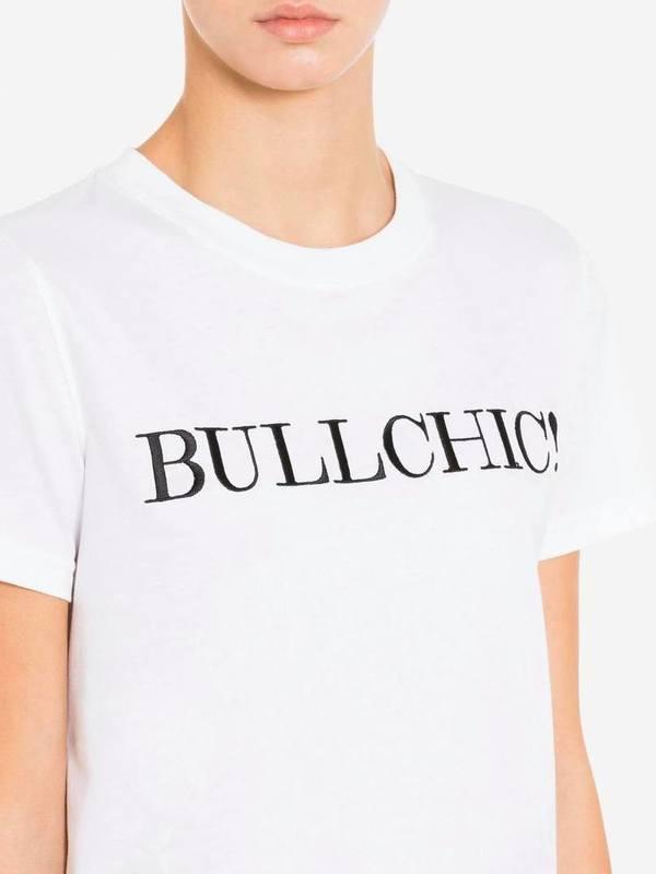 Moschino Jersey T-Shirt Bullchic