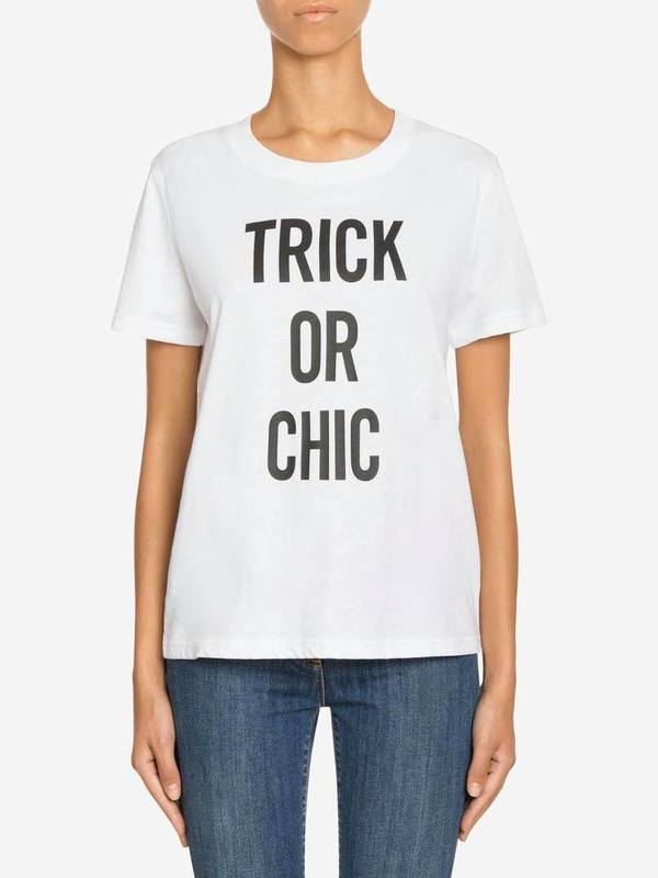 Moschino Trick Or Chic T-Shirt
