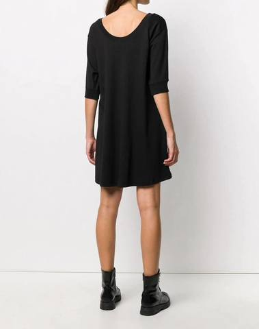 Versace JC Oversized T-Shirt Dress