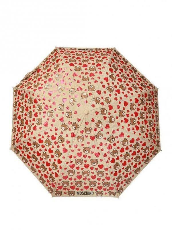 Moschino Teddy Bear Umbrella