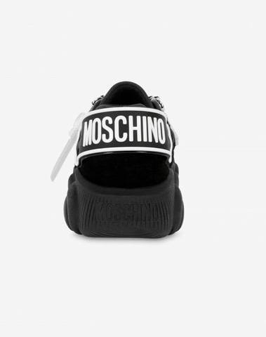 Moschino Roller Skates Teddy Shoes Sneakers