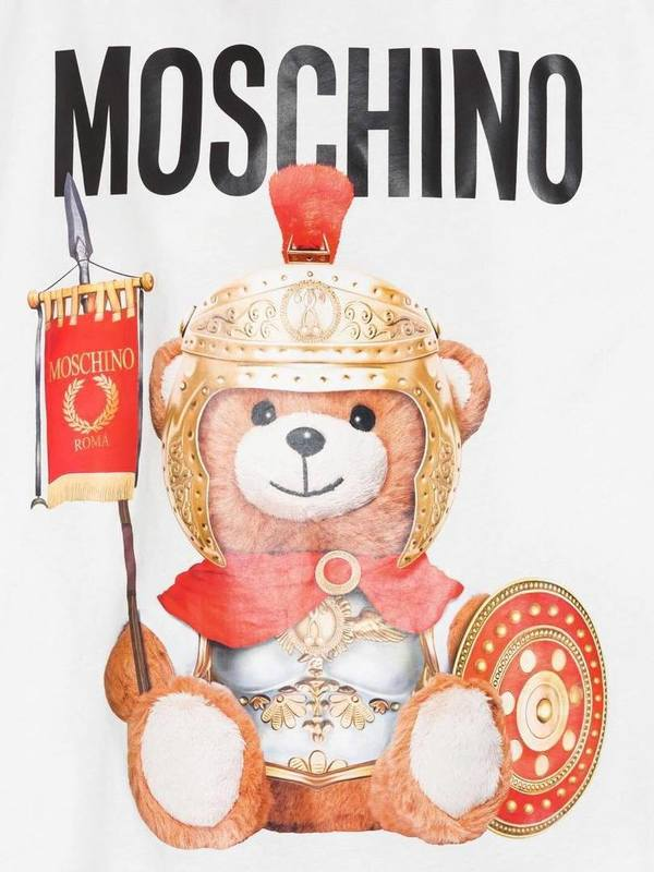 Moschino Teddy Bear Jersey T-Shirt
