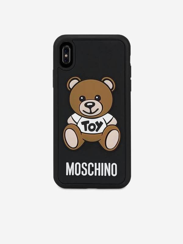 iPhone XS Max Moschino Teddy Bear Cover