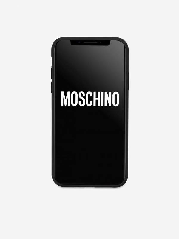 Moschino IPhone XS Max Teddy Bear Cover