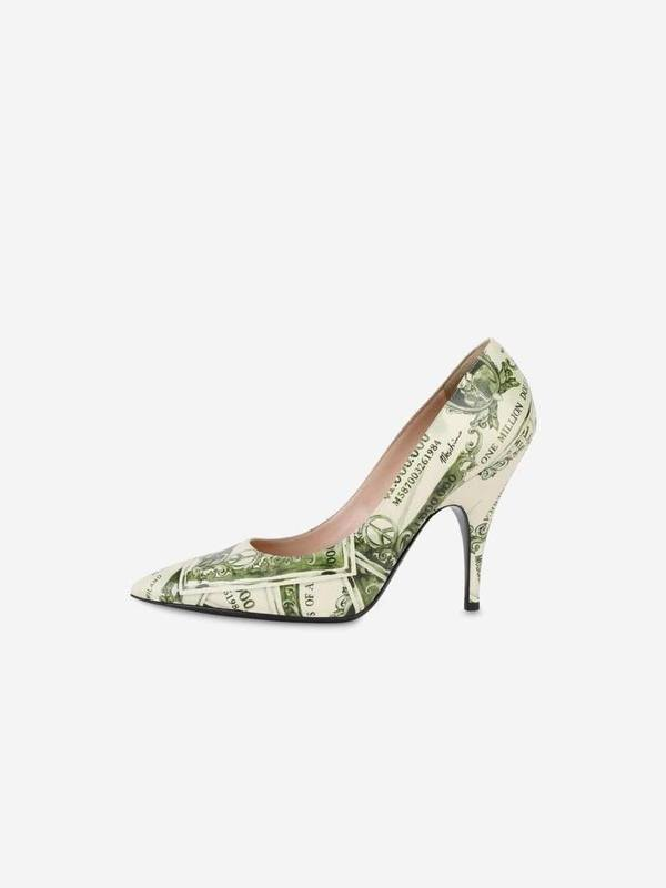 Watercolor Money Pumps