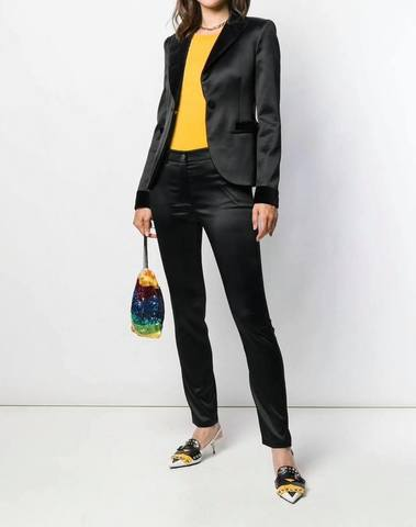 Moschino Two Tone Blazer