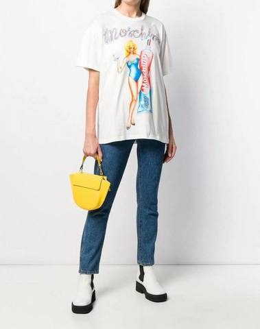 Moschino Toothpaste T-Shirt