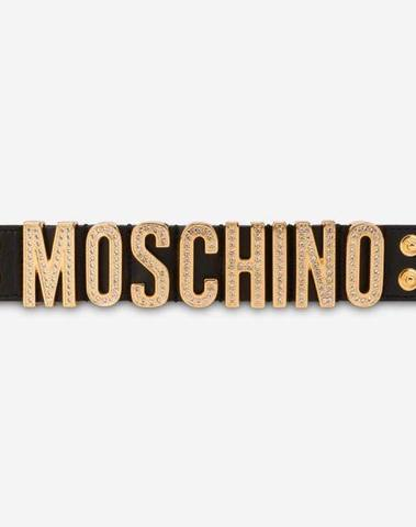 Moschino Bracelet With Lettering Logo